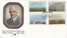 South Africa - 1978 - 125th Birth Anniv of J.E.A. Volschenk - Cover 519