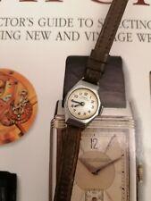 Vintage Ladies 1940s Oris Watch Working*