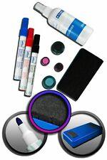 kit de marqueurs tableau blanc  Nettoyage  9 pièces