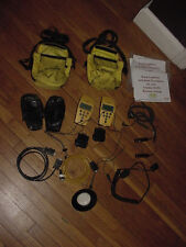 Trimble Geoexplorer Lot Cases Cords Gps Antenna