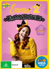 Wiggles The Emma Series 2 Emmatastic DVD R4