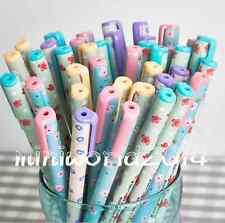 """M&G Stationery Serie M&G""""Garden Flower""""Ball Point Pens-Blue Ink,0.5mm Kids Gift"""