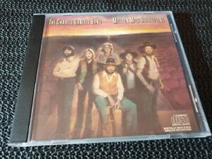 The Charlie Daniels Band - Million Mile Reflections - Epic CD - Aus press rock