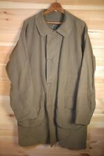 Marlboro Classics Green Military Style Parka Coat Jacket Made in Italy 40""