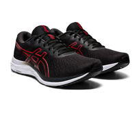 Asics Mens Gel-Excite 7 Running Shoes Trainers Sneakers Black Sports Breathable