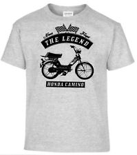 T-Shirt, Honda Camino, Motorrad,Bike ,Oldtimer,Youngtimer