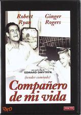 Tender Comrade [DVD] Ginger Rogers, Robert Ryan, Edward Dmytryk BRAND NEW