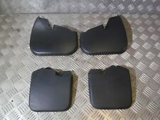 GENUINE FORD TRANSIT CUSTOM TOURNEO SET OF FRONT AND REAR MUD FLAPS - FITS 2013+