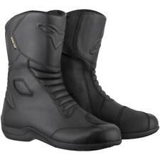 Alpinestars Web Gore-Tex GTX Waterproof Motorcycle Boots - Black