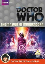 Doctor Who The Masque Of Mandragora DVD Sci-Fi TV Series Region 2 Brand New