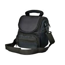 AX3  Black Camera Shoulder Bag Case Samsung WB1100F WB2200F WB100 Bridge Camera