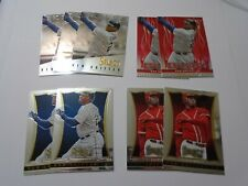 2013 PANINI SELECT KEN GRIFFEY JR INSERT AND BASE CARD LOT - 9 TOTAL CARDS