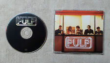 "CD AUDIO MUSIQUE INT  / PULP ""COMMON PEOPLE"" 1995 CD MAXI-SINGLE 4 T RACKS"