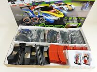 1:43 Electric Remote Control Slot Car Racing Track Set Childrens Toy Race Game
