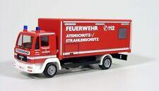 Herpa Fahrzeugmarke MAN Auto-& Verkehrsmodelle mit Feuerwehr-Fahrzeugtyp aus Kunststoff