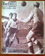 BUT et CLUB 6/11/1950; Ray Famechon et Dick Howard/ Sandeyron/ Rugby, Bergerac
