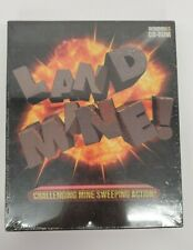 LAND MINE! CD-ROM COMPUTER GAME 1998 NEW !