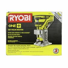 Ryobi P601 18V ONE+ Cordless Fixed Base Trim Router W/Tool-Free Depth Adjustment