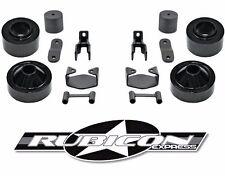 "Rubicon Express 2"" Economy Lift & Leveling Kit 2007-2016 Jeep Wrangler JK RE7132"