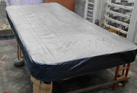 customize vary size 6f,7f,8f,9 hot tub cover cap,spa cover sun shield