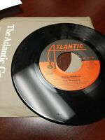 45 Record The Tramps Disco Inferno/You Touch My Hot Line VG Free Shipping