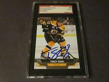 TOREY KRUG AUTOGRAPHED 2013-2014 UPPER DECK CARD-SGC SLAB-ENCAPSULATED