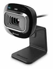 Microsoft HD-3000 L2 LifeCam USB Camera (T3H-00016) (Bulk) -Black