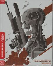Terminator 2 Mondo Blu Ray Steelbook - New & Sealed