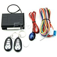Car Remote Central Kit Door Lock Locking Vehicle Keyless Entry System Hot Sell