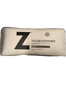 Malouf Z Gelled Microfiber White King Size Pillow