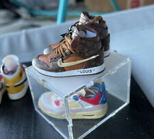 "1/6 Shoes Air Jordan 1 Sneakers HOLLOW For 12"" Figure, Off Louis"