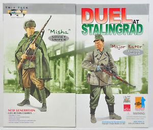 Duel at Stalingrad Limited Edition Double Twin Pack NIB Misha Major Kater 70074