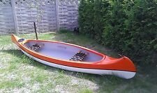 Canadier, Kajak, Canoe, Canu NEU Material GFK