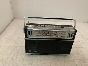 Vintage Philips Radio Spares And Repairs Condition (Y2)
