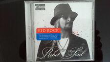 CD...KID ROCK...Rebel Soul...Guter Zustand...!