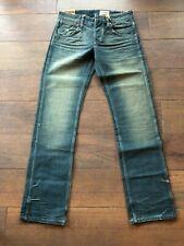 Wrangler Crank Herren Jeans W30 / L34 Jeans blau Neu!