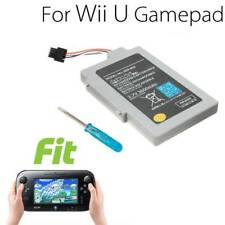 Rechargeable 3.7V 3600mAh Battery Pack Power For Nintendo Wii U Gamepad Console