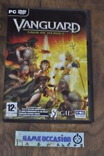 VANGUARD SAGA OF HEROES / PC DVD-ROM BOXED