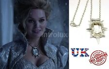 Once Upon a Time Character Good Witch Glinda Crystal Pendant Necklace - NEW