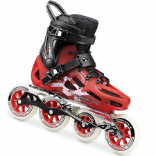 Rollers en ligne rouge Rollerblade