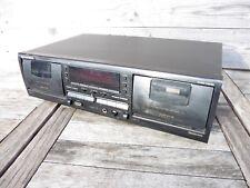 PIONEER CT-W420R platine doubles cassettes vendu en l'état