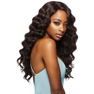 ASHANI - OUTRE SYNTHETIC SWISS LACE FRONT WIG LONG WAVY