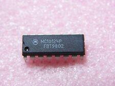 ci MC 10124 P - ic MC10124P - DIP 16 (pla026)