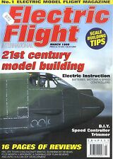 ELECTRIC FLIGHT MAGAZINE 1999 MAR ATG TEXAN/HAVARD, AVRO VULCAN B MK2, MOWTA 5