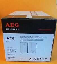 AEG Huz Öko Boiler Speicher 5 Liter Untertisch  # 9377429  Basis