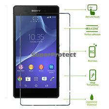 2 pack Anti Scratch Tempered Glass Film Screen Protector for Sony Xperia Z2