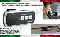 kit VIVAVOCE BLUETOOTH AUTO CELLULARE SMARTPHONE AUDI A1 A2 A3 A4 A6 Q3 Q5 Q7