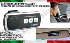 kit VIVAVOCE BLUETOOTH AUTO CELLULARE SMARTPHONE BMW CITROEN C1 C2 C3 C4 DS3 DS4