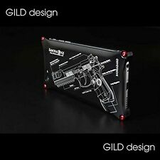 GILD design BIOHAZARD Limited for iPhone6&6s SAMURAIEDGE Black from Japan NEW FS