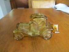Vintage Avon Cologne Bottle Emply Packard Roadster Car